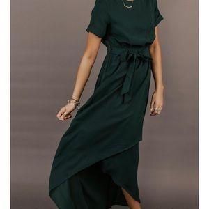 Roolee Wrap Dress